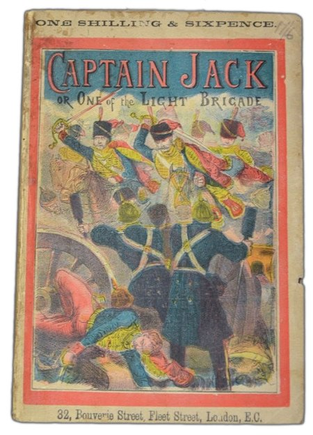 captain_jack_one_of_the_light_brigade_cover